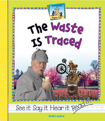 Cover: Waste Is Traced