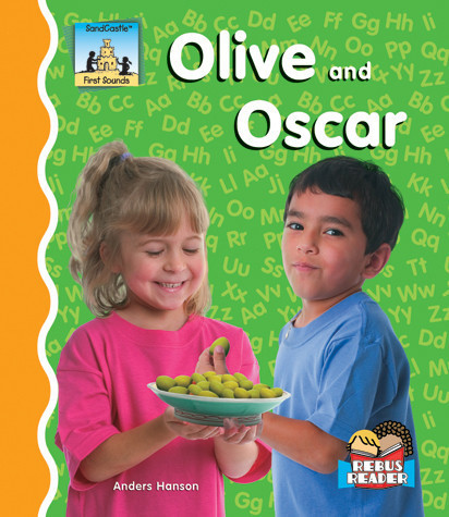 Cover: Olive and Oscar