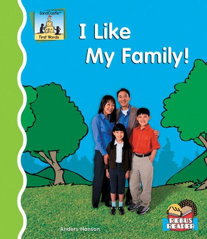 Cover: I Like My Family!