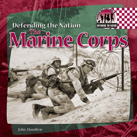 Cover: Marine Corps