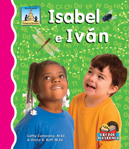 Cover: Isabel E Ivan