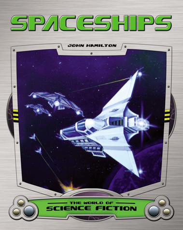 Cover: Spaceships