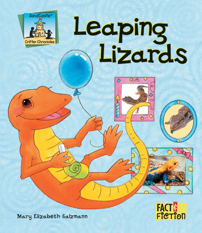 Cover: Leaping Lizards