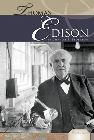 Cover: Thomas Edison: American Inventor