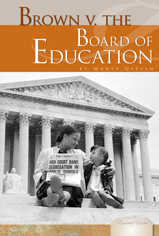Cover: Brown v. Board of Education