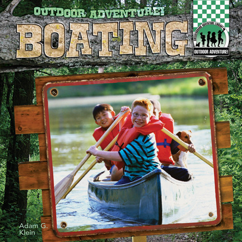 Cover: Boating