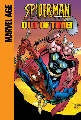 Cover: Thor: Out of Time!
