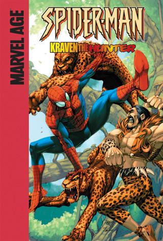 Cover: Kraven the Hunter