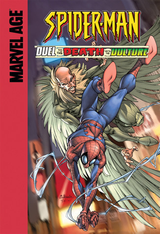 Cover: Duel to the Death With the Vulture