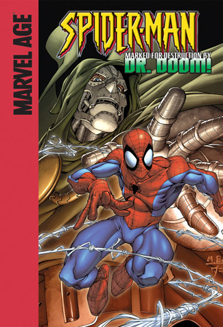 Cover: Marked for Destruction by Dr. Doom!