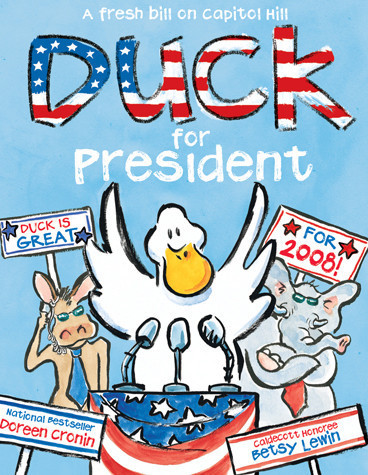 Cover: Duck for President
