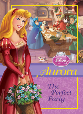 Cover: Aurora: The Perfect Party