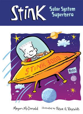 Cover: Stink: Solar System Superhero