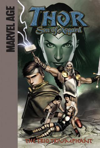 Cover: Book 6: The Trio Triumphant