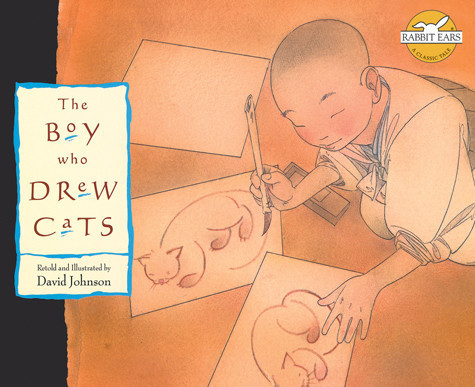 Cover: Boy Who Drew Cats