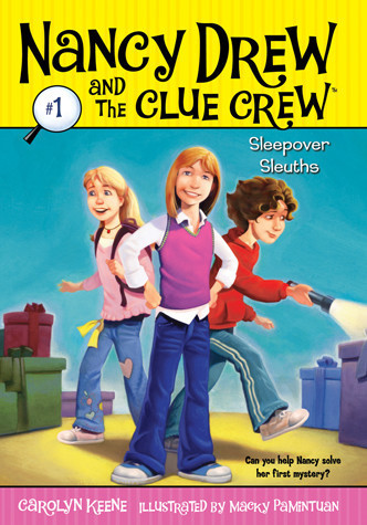 Cover: Sleepover Sleuths