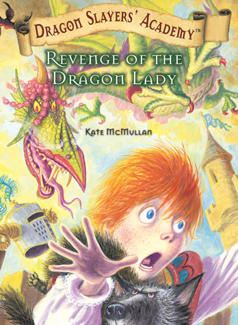 Cover: Revenge of the Dragon Lady