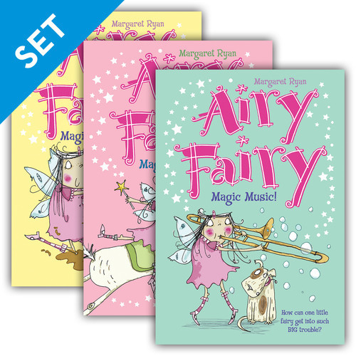 Cover: Airy Fairy
