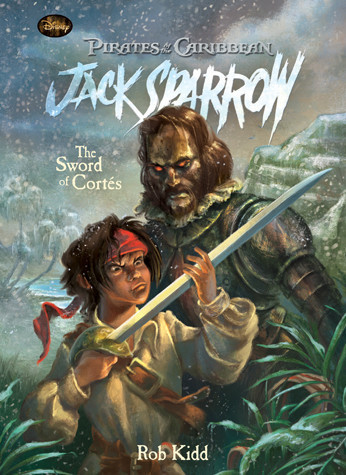 Cover: Book 4: The Sword of Cortés