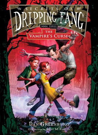 Cover: Book 3: The Vampire's Curse