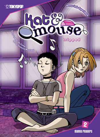 Cover: Kat & Mouse Vol. 2: Tripped
