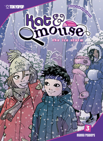 Cover: Kat & Mouse Vol. 3: The Ice Storm