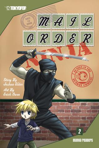 Cover: Mail Order Ninja Vol. 2: Timmy Strikes Back