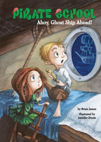 Cover: Ahoy, Ghost Ship Ahead!: #2