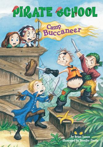 Cover: Camp Buccaneer: #6