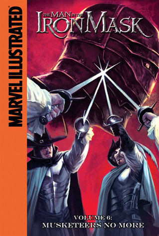 Cover: Vol. 6: Musketeers No More