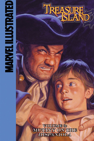 Cover: Vol. 3: Mutiny on the Hispaniola