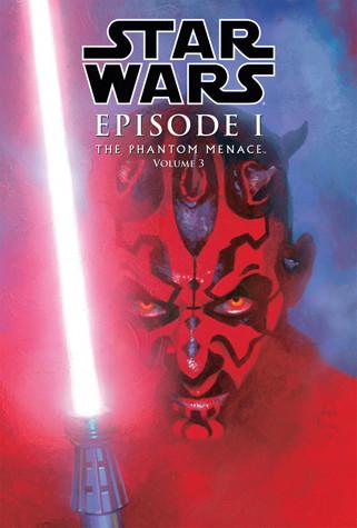 Cover: Episode I: Phantom Menace: Vol. 3