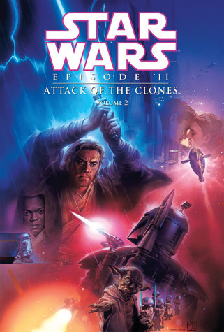 Cover: Episode II: Attack of the Clones: Vol. 2