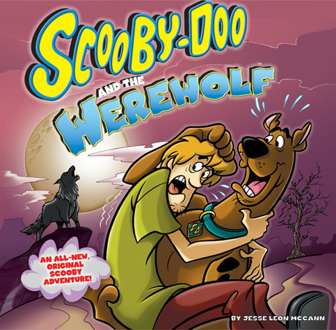 Cover: Scooby-Doo and the Werewolf