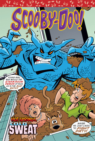 Cover: Scooby-Doo in Hot Springs, Cold Sweat