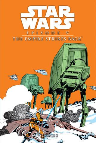 Cover: Episode V: Empire Strikes Back Vol. 2