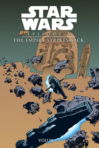 Cover: Episode V: Empire Strikes Back Vol. 3