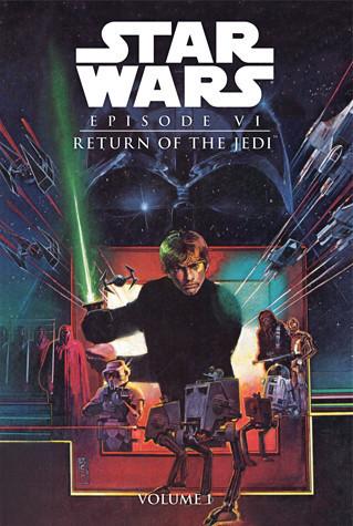 Cover: Episode VI: Return of the Jedi Vol. 1