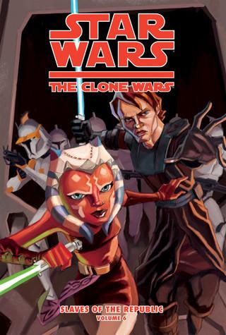 Cover: Clone Wars: Slaves of the Republic Vol. 6: Escape from Kadavo