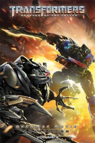 Cover: Revenge of the Fallen Vol. 4