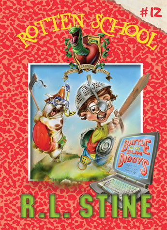 Cover: Battle of the Dum Diddys: #12