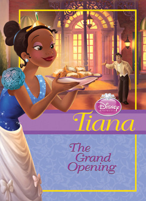 Cover: Tiana: Grand Opening