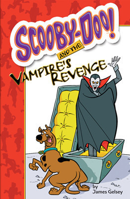 Cover: Scooby-Doo and the Vampire's Revenge
