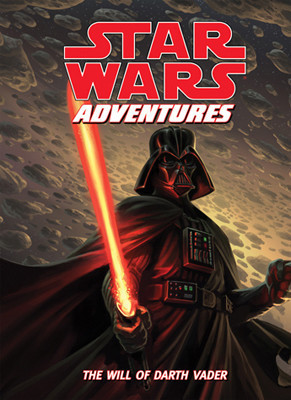 Cover: Star Wars Adventures: Will of Darth Vader