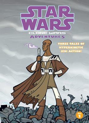 Cover: Star Wars: Clone Wars Adventures: Vol. 2