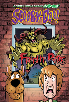 Cover: Scooby-Doo in Fright Ride