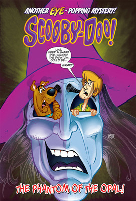 Cover: Scooby-Doo in the Phantom of the Opal!