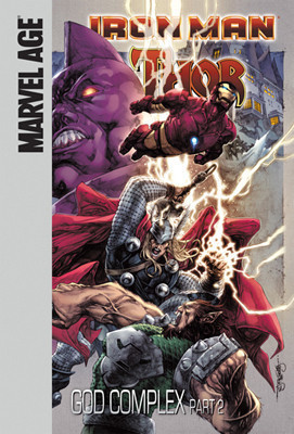 Cover: God Complex: Part 2