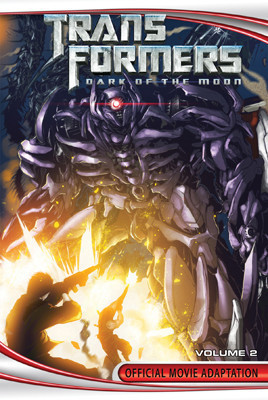 Cover: Transformers: Dark of the Moon Vol. 2