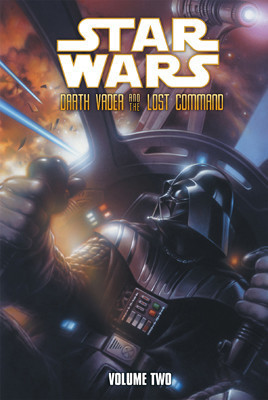 Cover: Star Wars: Darth Vader and the Lost Command: Vol. 2
